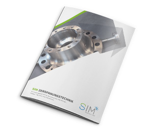 SIM Zerspanungstechnik Broschüre